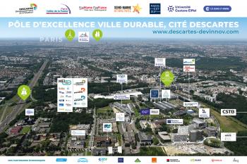 Pôle d'Excellence Ville Durable Cité Descartes
